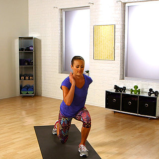 How to Do the Split Lunge Jump