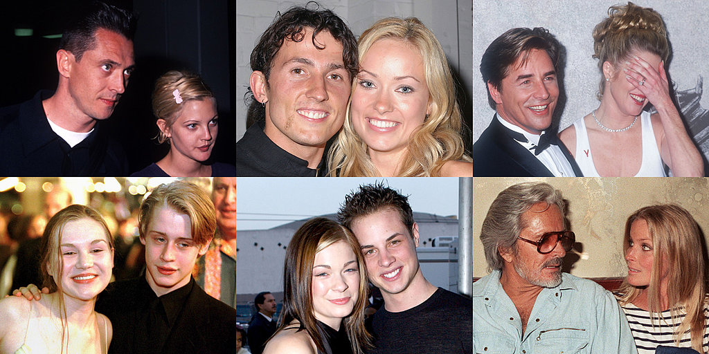 Barely Legal: Celebrities Who Got Married as Teens