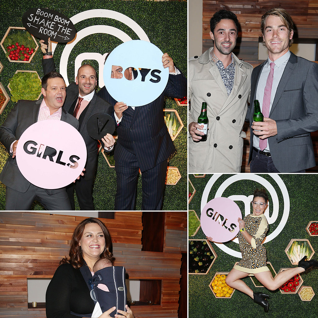 MasterChef 2013 Launches With a Fun, Food-Filled Melbourne Party