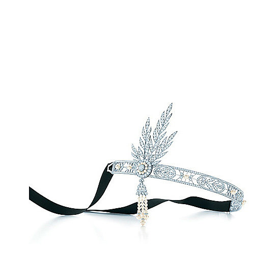 Headpiece (with detachable brooch), $238,000, Tiffany & Co.