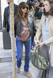 Pregnant Penélope Cruz Flaunts a Special Pirates Connection