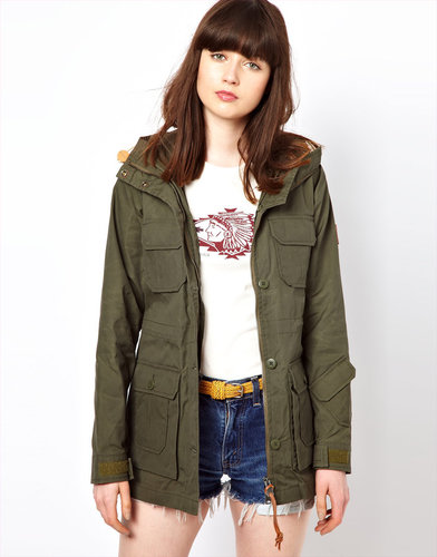 Penfield Summer Anorak With Hood