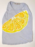 Blue-Gray Lemon Slice Tank ($36)