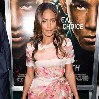 Jada Pinkett Smith at After Earth Premiere in NYC