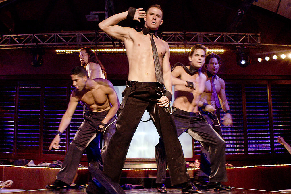 """<a href=""""http:/... Waxing For Magic Mike</a>:"""