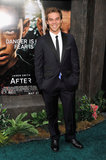 Lincoln Lewis was representing Australia at the After Earth premiere in New York on May 30.