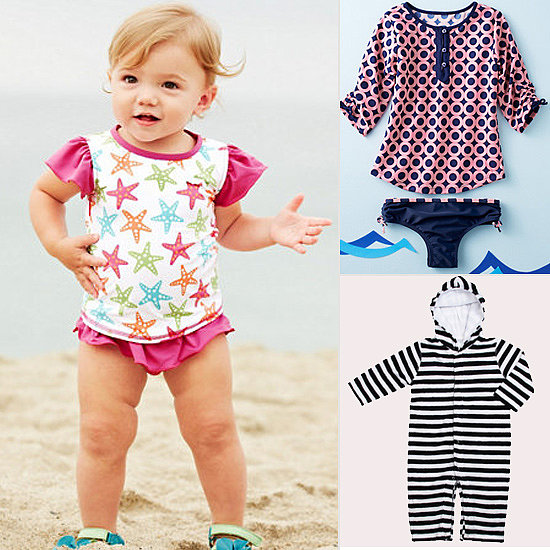 Play It Safe: The Cutest Kids' Swimwear With UPF Protection