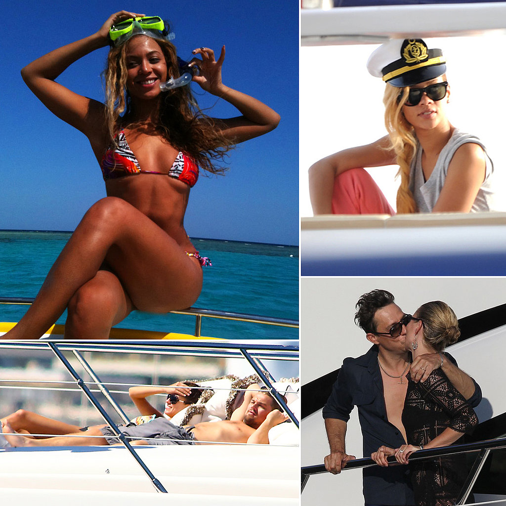 Set Sail With Over 100 Celebrity Boating Pictures