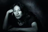 Alexander Wang photographed by Peter Lindbergh. Photo courtesy of the CFDA