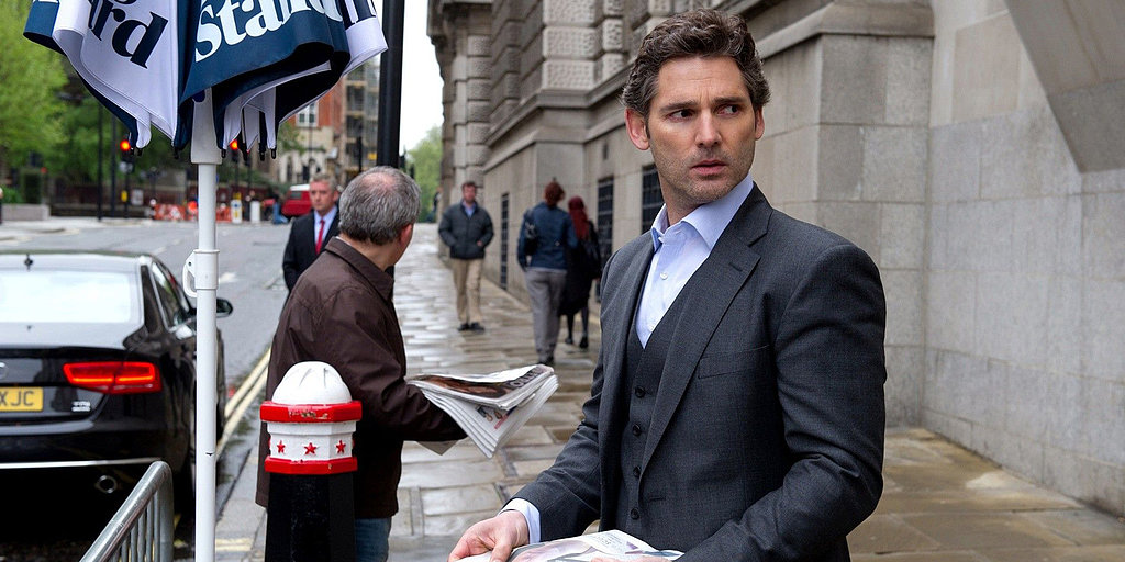 Closed Circuit Trailer: Eric Bana and Rebecca Hall Uncover a Conspiracy