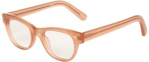 Elizabeth and James - Meridian (Shiny Milky Dusty Pink) - Eyewear