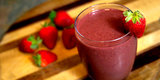 Sip Away the Soreness: Cherry Berry Ginger Smoothie