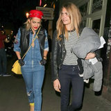 Video: Cara Delevingne's Style, Schedule & Friend Rita Ora