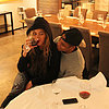 Beyonce Drinking Wine Amid Pregnancy Rumors