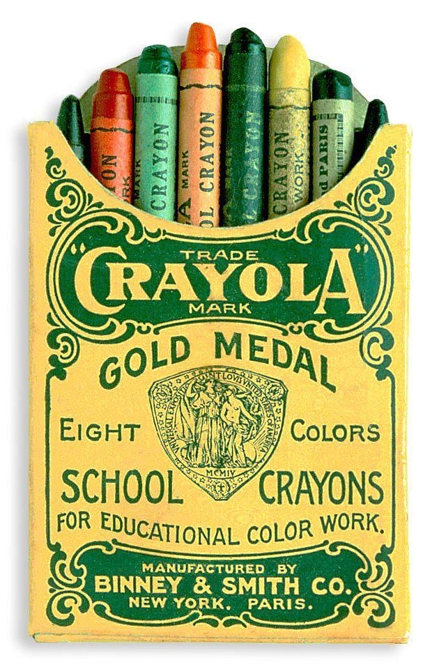 Limited Edition Crayola Original 8-ct. Box