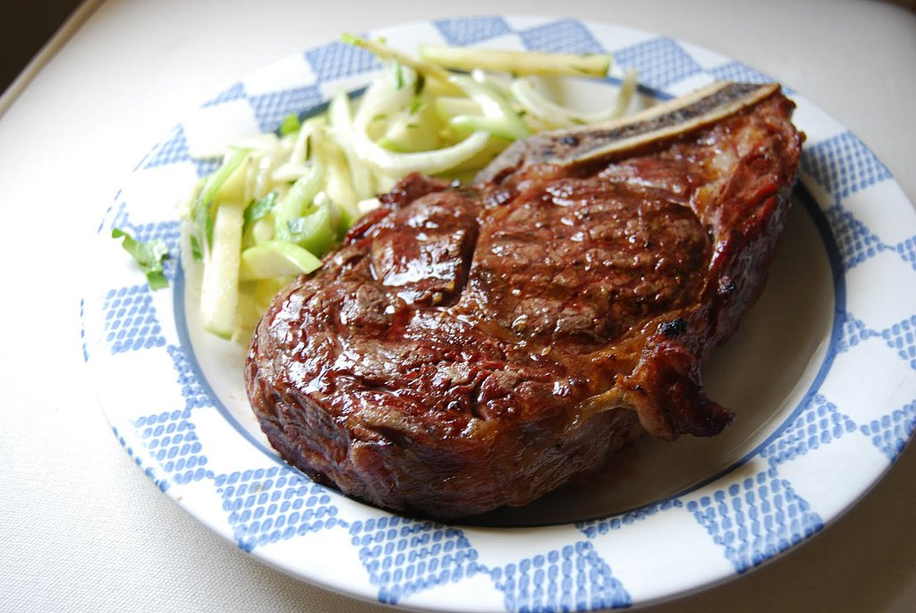 Bone-In Rib Eye