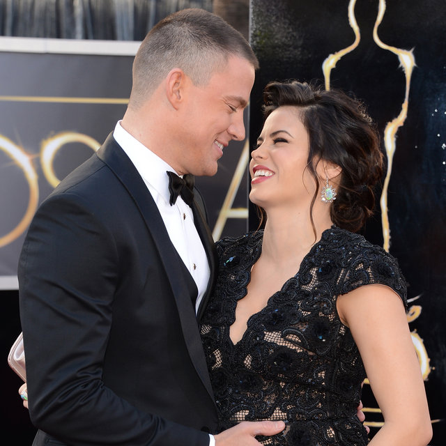 Channing Tatum and Jenna Dewan Welcome First Baby