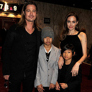Angelina Talks to Vanity Fair About Brad, Expanding Their Family and