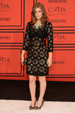 Kate Mara attended the CFDA Fashion Awards.