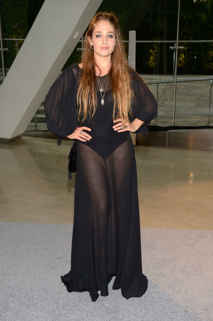 Jemima Kirke at the 2013 CFDA Fashion Awards.