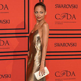 Nicole Richie Dress at CFDA AWARDS 2013