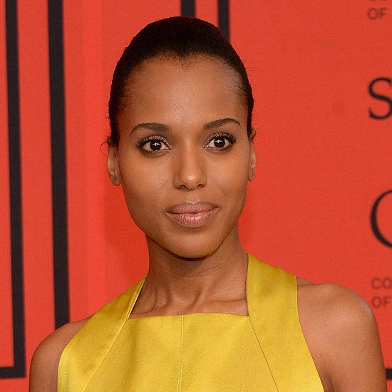 Kerry Washington Makeup at CFDA Awards 2013