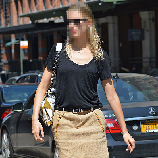 Can You Guess the Supermodel by Her Off-Duty Style?