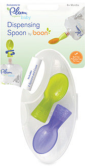 Plum Baby® by Boon Dispensing Spoons (2-Piece Set)