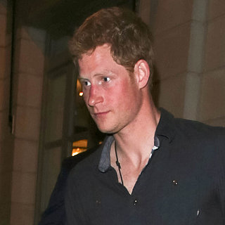 Prince Harry and Prince William at a Bachelor Party | Photos