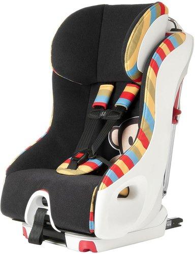 Clek Foonf Convertible Car Seat - Paul Frank Julius Stripe