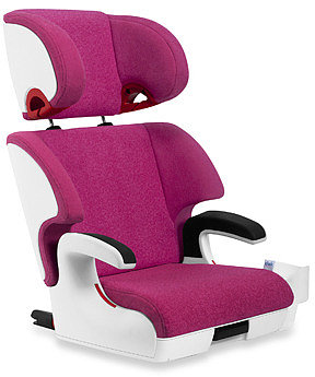 Clek™ Oobr™ Booster Car Seat - Snowberry