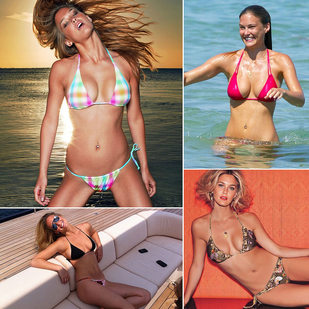 Bar Refaeli Turns 28 — See Her Hottest Bikini Moments!