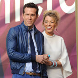 Blake Lively and Ryan Reynolds Together at Chime For Change