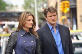 Castle What happens:  A dead body is found in a motel water tank. Esposito finally finds out about Baby Ryan. Beckett gets her dream job, but it's away from Castle in DC.  Most shocking moment: Castle proposes to Beckett.
