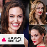 Happy 38th Birthday, Angelina Jolie!