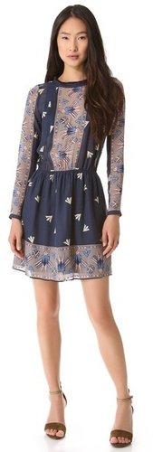 Sea Eagle Print Dress