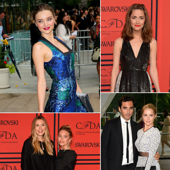 See the Stylish Celebrity Arrivals at the CFDA Fashion Awards