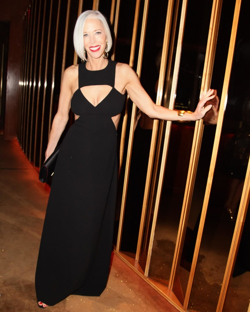Linda Fargo at the Swarovski afterparty in New York. Photo: Matteo PrandoniBFAnyc.com
