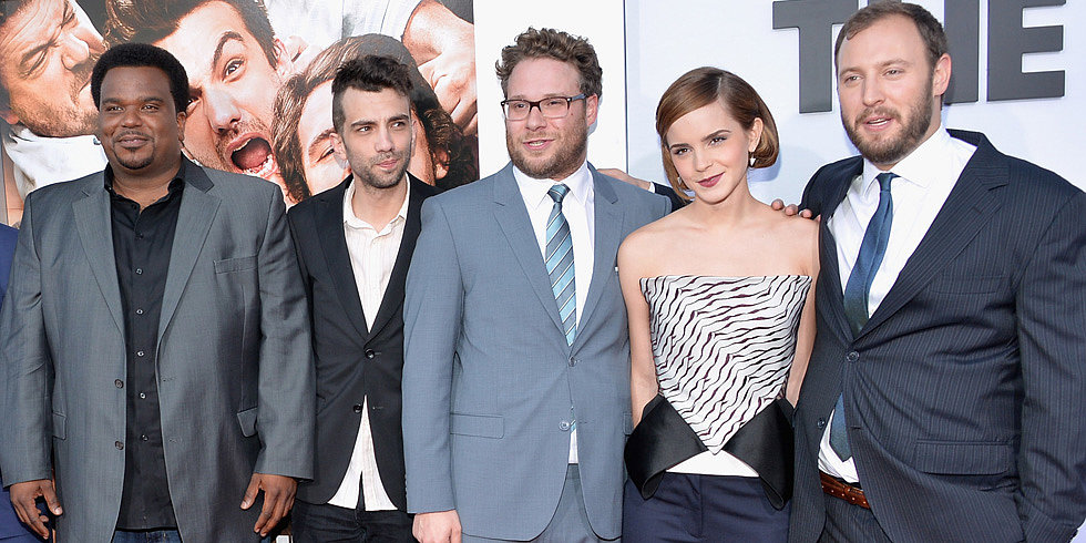 This Is the End's Debut Brings Emma Watson, Freaks and Geeks Reunion News to LA