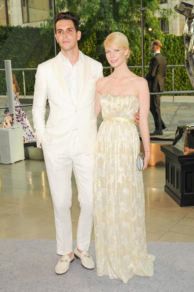 Erin Fetherston with husband Gabe Saporta. Source: Neil Rasmus/BFAnyc.com