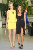 Jessica Stam with Rebecca Minkoff. Source: Neil Rasmus/BFAnyc.com
