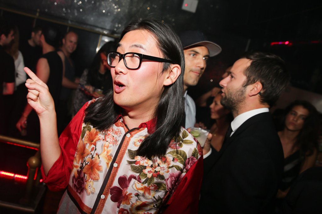Phil Oh at Riccardo Tisci's International CFDA Award Celebration in New York. Photo: David X PruttingBFAnyc.com