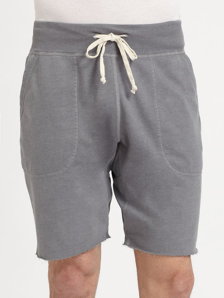 Blow his mind with this year's gift: Sweatpants as shorts ($115).