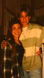 With Jonathan Taylor Thomas