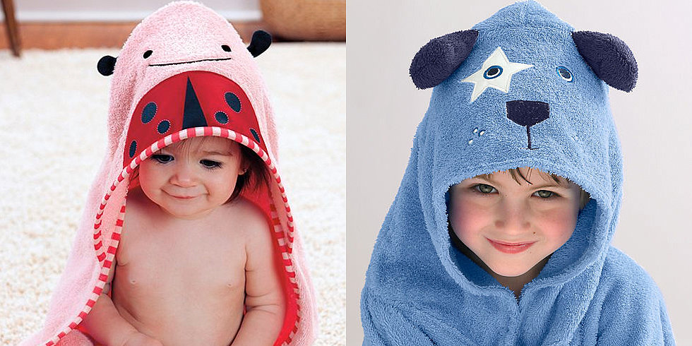 Turn Bath Time Into Playtime With These Fun Towels!