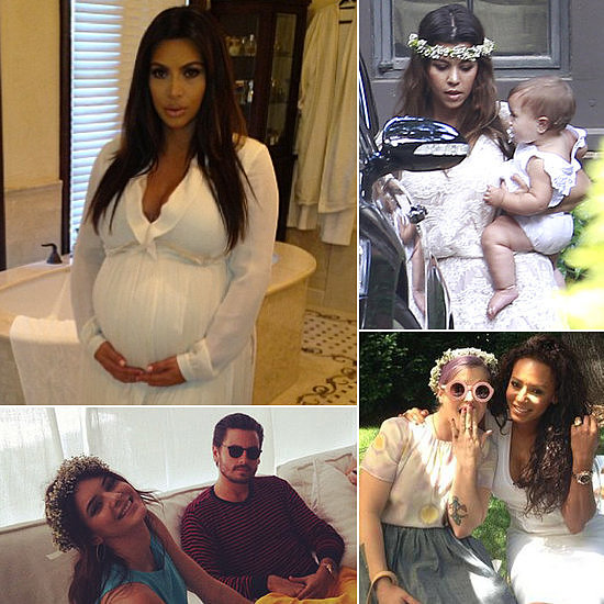 Pictures Of Kim Kardashians Baby Shower 2