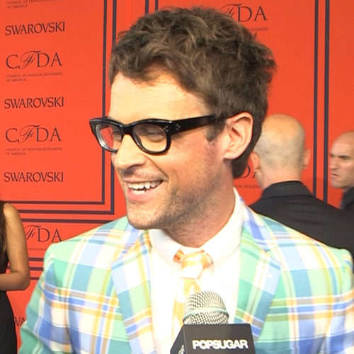 Brad Goreski and Deborah Lloyd 2013 CFDA Awards | Video
