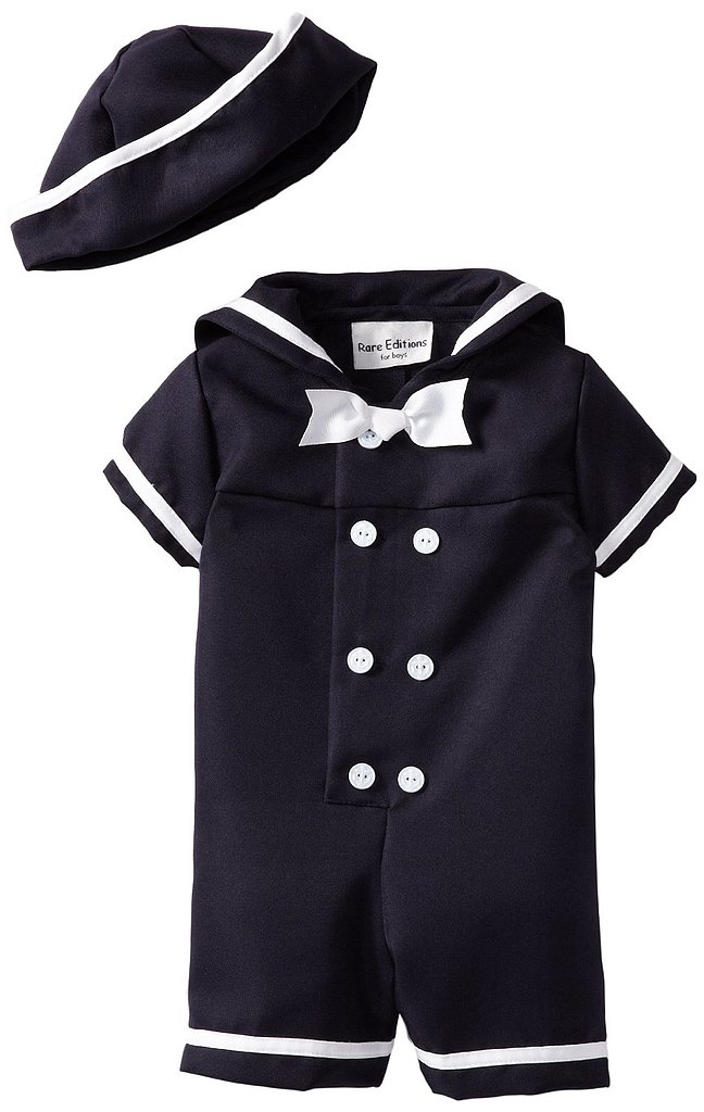 Nautical Boysuit