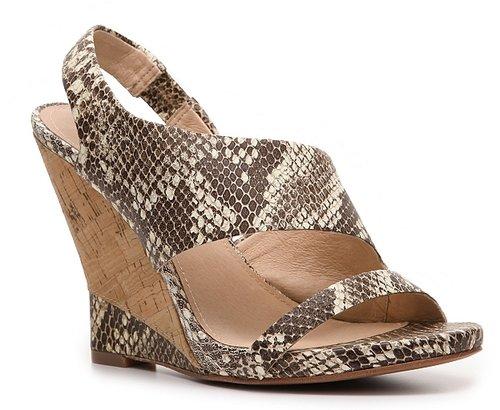 7 for All Mankind Gazelle Wedge Sandal