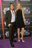 Nicole Kidman and Keith Urban arrived at the CMT Awards.